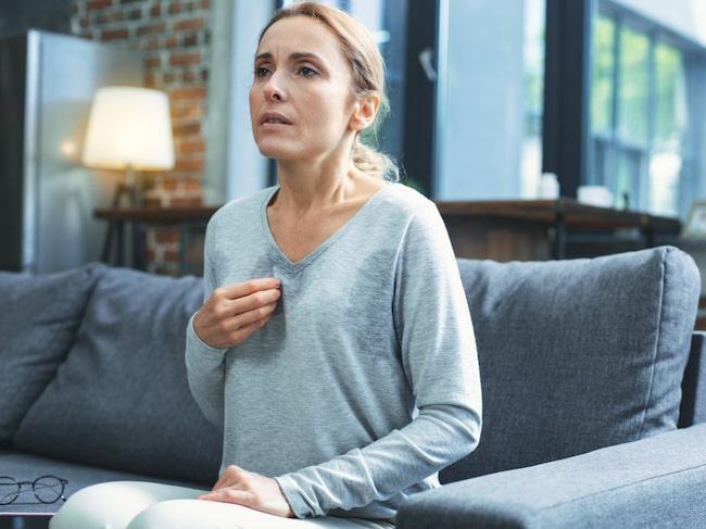 Gravid efter klimakteriet