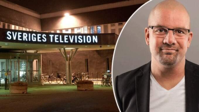 Johan Ingerö på Timbro anser att SVT och SR blir allt mer vänsterinriktade. Foto: Tommy Pedersen och privat