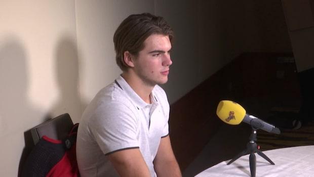 """NHL-stjärnan: """"Fick en blackout då"""""""