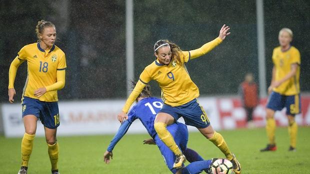 Highlights: Sverige besegrar Kroatien