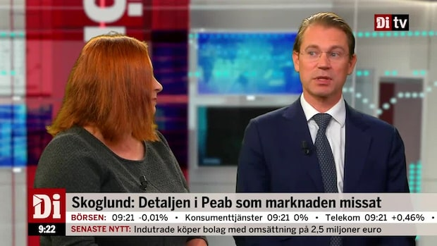 """Fredrik Skoglund: """"Peab är lite som ett Kinderägg"""""""