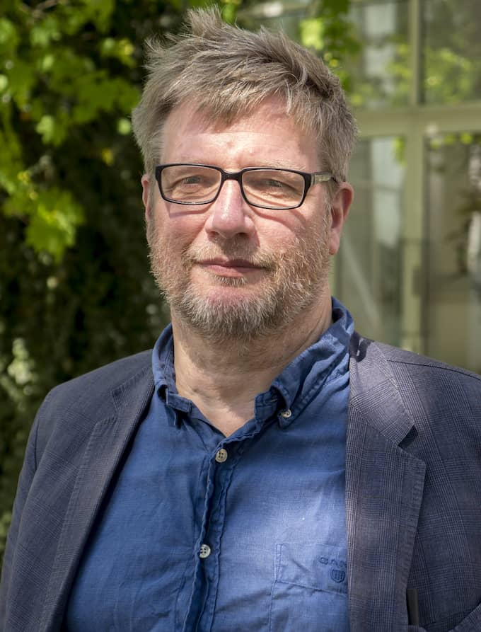 Pär Lindgren, regional chefläkare på Region Kronoberg Foto: STEFAN AHLRIK