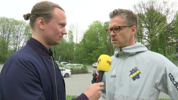 """Norling: """"Djurgården förtjänar beröm"""""""
