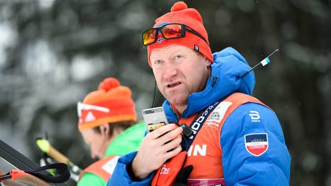 Roar Hjelmeset. Foto: CARL SANDIN / BILDBYRÅN