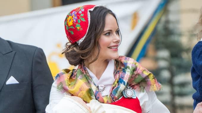 Prinsessan Sofia går sin egen väg. Foto: (C) PELLE T NILSSON / (C) PELLE T NILSSON/STELLA PICTU STELLA PICTURES