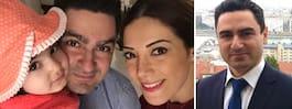 Ali, 39, och familjen utvisades  – på grund av sjukförsäkringen