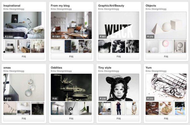 """Det finns många inredare du kan följa på Pinterest. <a href=""""http://www.expressen.se/leva-och-bo/pinterest--har-ar-de-basta-inom-inredning/"""">Här är några av dem.</a>"""