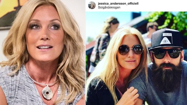 Jessica Andersson om bröllopsplanerna