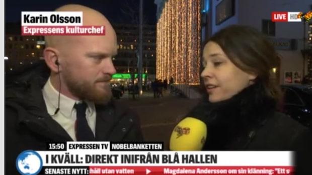"""Karin Olsson om kulturprofilen: """"En lite solkig hinna över litteraturpriset"""""""