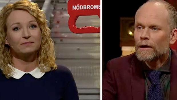 """Luuk tar upp Erik Haag i """"På spåret"""""""