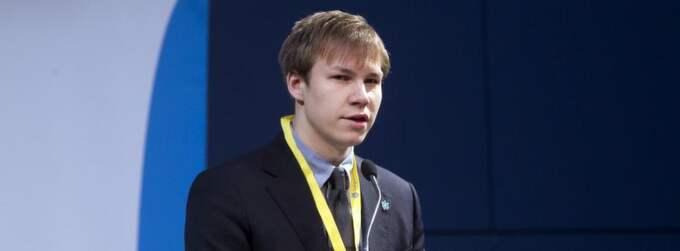 Markus Wiechel är ordförande för SD i Östergötland och ordinarie riksdagsledamot för Sverigedemokraterna. Foto: Sven Lindwall