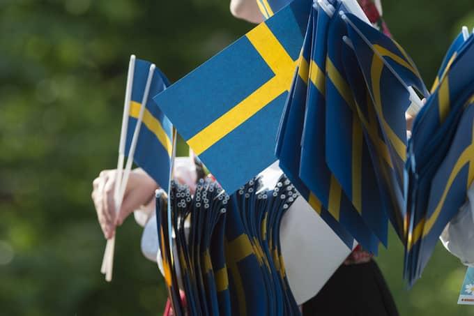Moderaterna vill göra det svårare att få svenskt medborgarskap. Foto: MIKAEL SJÖBERG