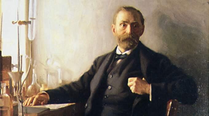 Redan i början av 1900-talet, ett decennium efter Alfred Nobels död, började diskussionerna om en byggnad tillägnad honom. Foto: / OKÄND