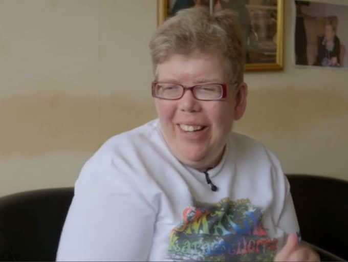 Linda Hammars Foto: TV4