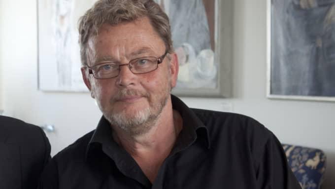 Birger Schlaugs identitet på internet har kapats. Foto: Micke Grönberg / SVERIGES RADIO