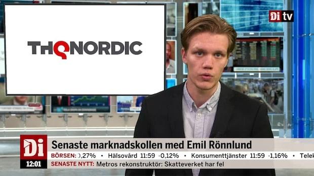 Di Nyheter – Ris och ros på börsen efter rapporter
