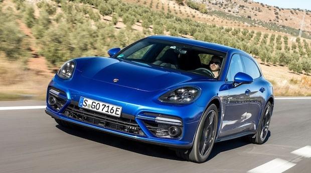 TEST: Vi kör Porsches nya kombi