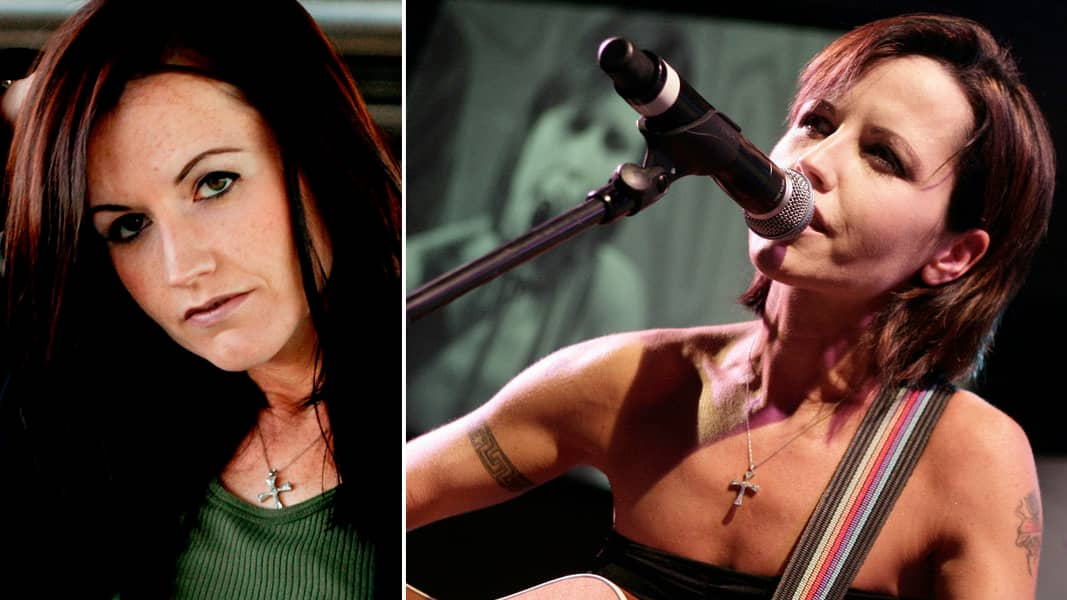 The cranberries sangerskan dolores oriordan ar dod