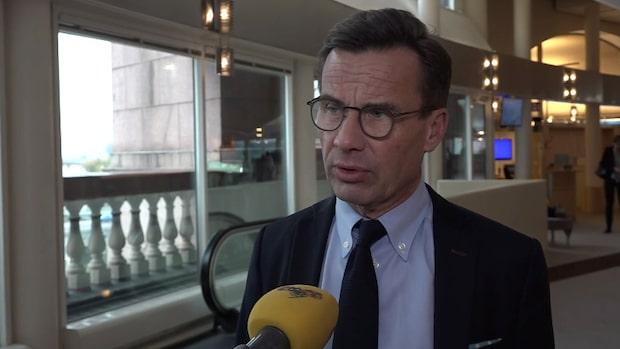 Ulf Kristersson: (S) har förbundit sig till att genomföra förändningar