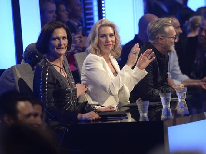 Tony Irving med årets jury. Foto: / OLLE SPORRONG EXP