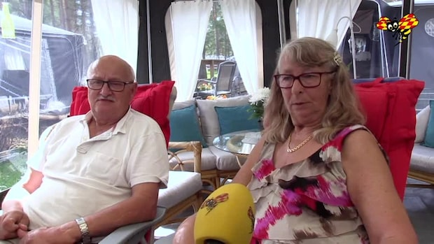 """De firar semestern hemma i Sverige: """"Ska tänka på vårt klimat"""""""