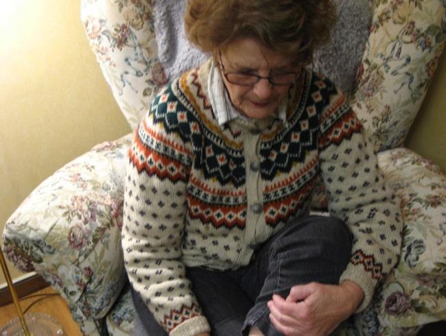 Allmänläkaren Helena Rooth Svensson drabbades själv av den felaktiga medicinen.