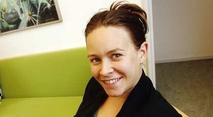 """TUFFA KRAV. """"Jag vill att nästa mandatperiod ska bli småföretagarnas. Det ställer tuffa krav på oss gröna politiker. Vi måste leverera en konkret och tydlig politik"""", skriver Maria Wetterstrand (MP). Foto: Cornelia Nordström"""