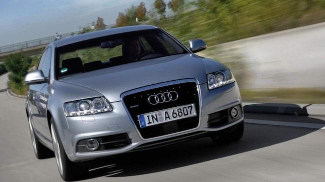 En läsares Audi vibrerar på tomgång.
