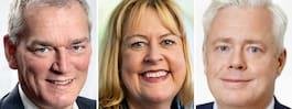 Direktörernas guldregn i statliga pensionsjättarna