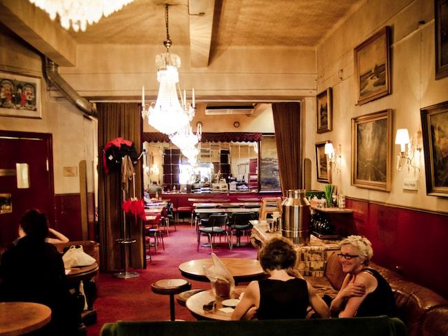 Stockholm är den enda nordiska staden som har ett kaffeställe på listan.