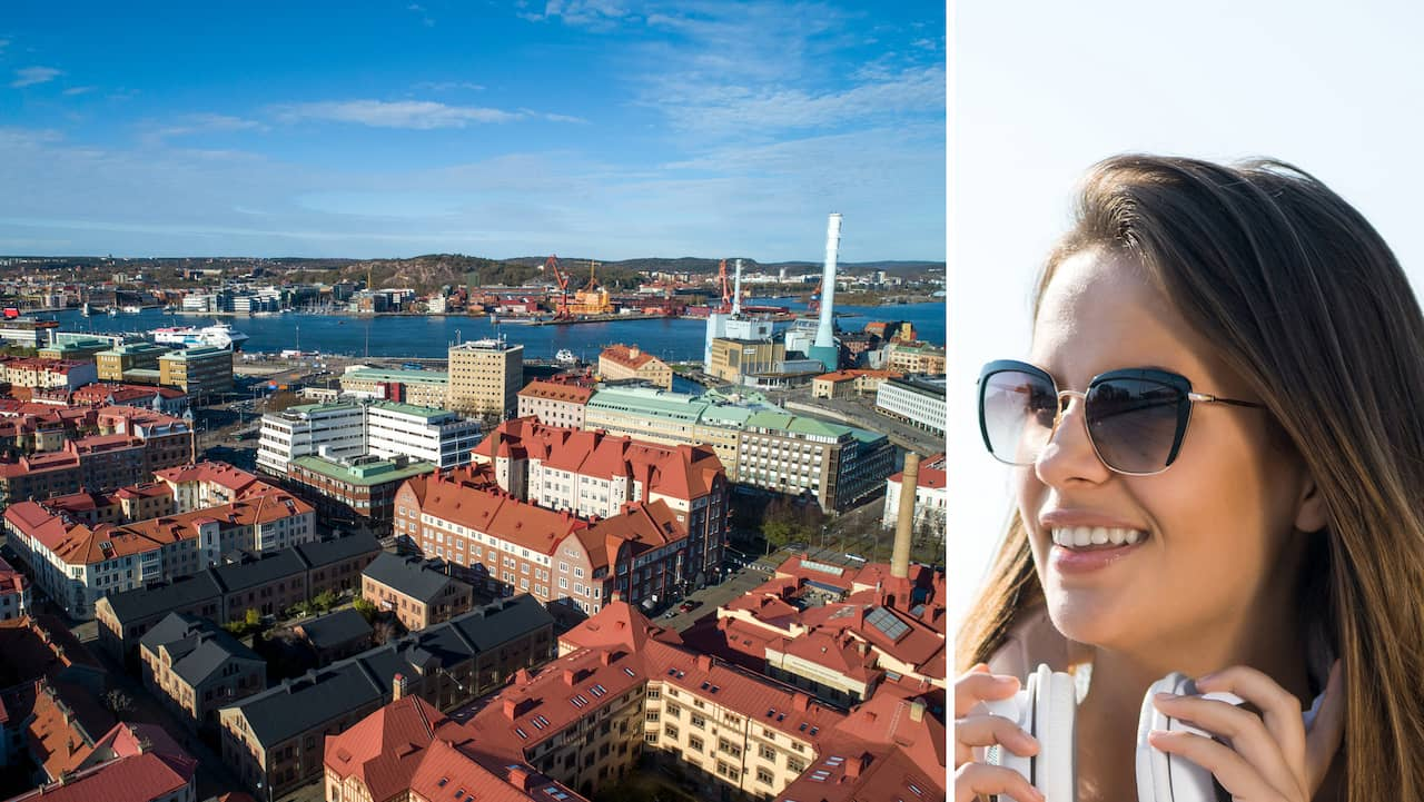 Göteborg missar pallen bland 2010-talets bästa sommarstäder