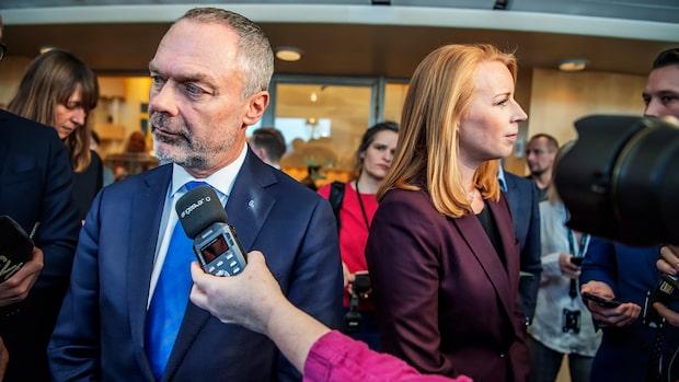 L och MP under riksdagsspärren i ny mätning