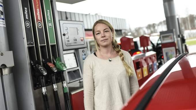 Frida Stenqvist, 36, tjänsteman, Helsingborg: - Jag är misstänksam mot mejl som inte kommer från kända avsändare. Jag är misstänksam mot saker som låter för bra för att vara sant. Foto: FOTOGRAF JENS CHRISTIAN
