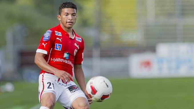 Ismael. Foto: KRISTER ANDERSSON