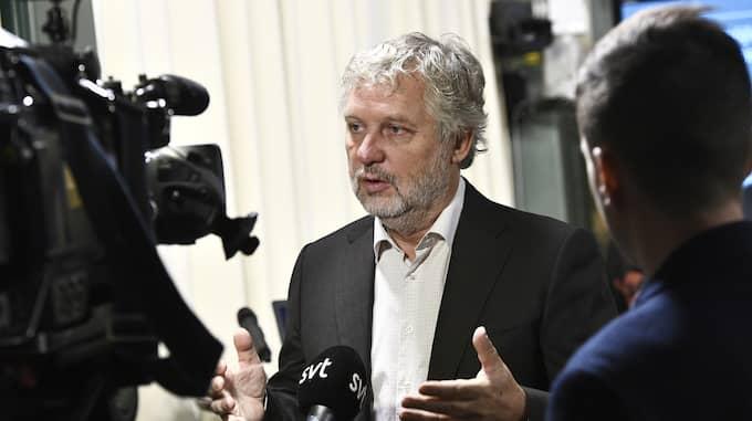 Bostadsminister Peter Eriksson (MP): Har varit öppet tveksam till skärpta amorteringskrav. Foto: / TT NYHETSBYRÅN
