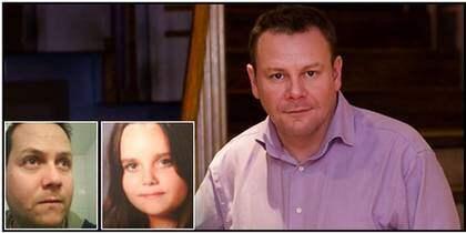 Rikard Palm går hem i alla generationer. Pappa Mikael, dottern Olivia, 11, är lika besvikna över att Palm försvinner. Foto: Roger Vikström