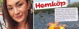 Hemköp ber om ursäkt – efter grill-missen