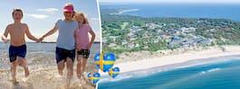 Sveriges 10 bästa stränder