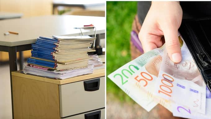 Betalt för sommarstudier riskerar minska ansträngningar under terminen. Och reta upp dem som slitit. Foto: FREDRIK SANDBERG / TT / TT NYHETSBYRÅN/