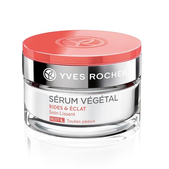 Serum vegetal wrinkels & radiance smoothing care, 179 kronor/50 ml, Yves Rocher