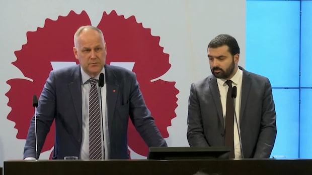 Vänsterpartiet hotar med att avsätta Eva Nordmark