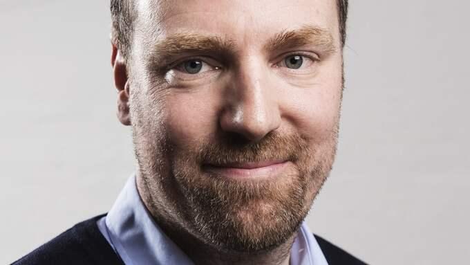 Martin Wahlund. Foto: BILDBYRÅN