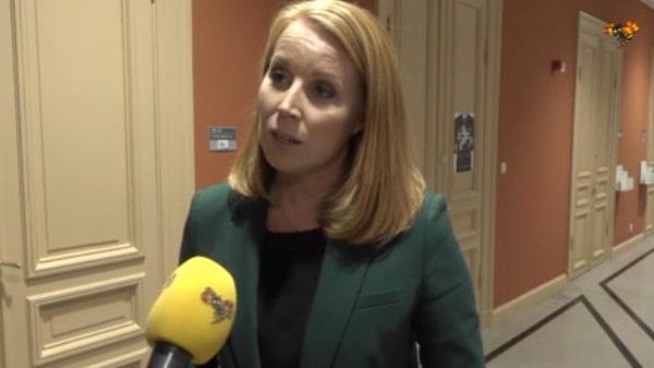 Annie Lööf (C): Det var väntat
