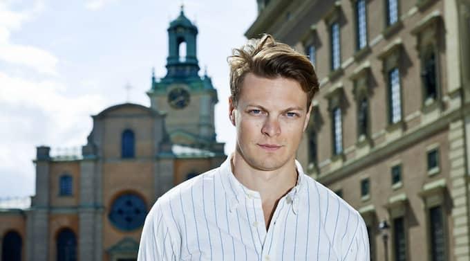 Björn af Kleen. Foto: Christian Örnberg