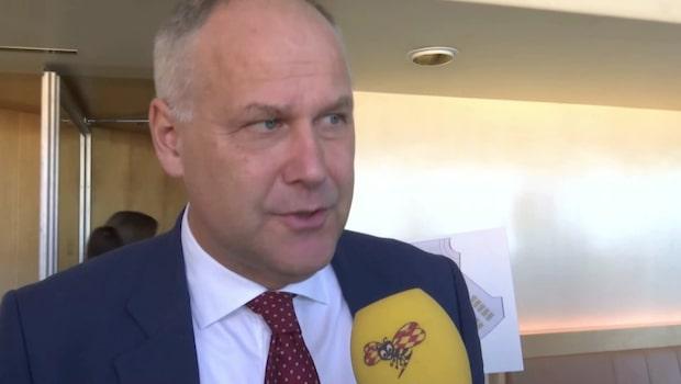 """Jonas SJöstedt om Alliansens agerande: """"Ett recept för kaos"""""""