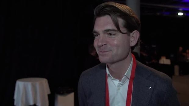 Markus Rosenborg från BMW om Stora Mobilitetsdagen