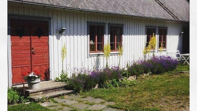 Huset som Annika lånar ut en vecka under sommaren till en behövande familj. Foto: PRIVAT