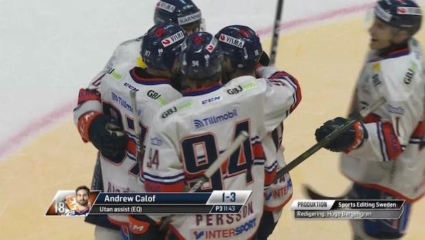 Se när Elias Pettersson står för ny rekordnotering