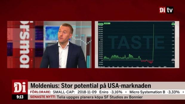 """Investerings-vd:n om Catena Media: """"Stor potential i den amerikanska marknaden"""""""