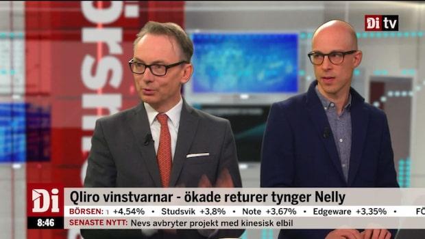 """Thorén: """"Det har varit överraskande stora returer"""""""
